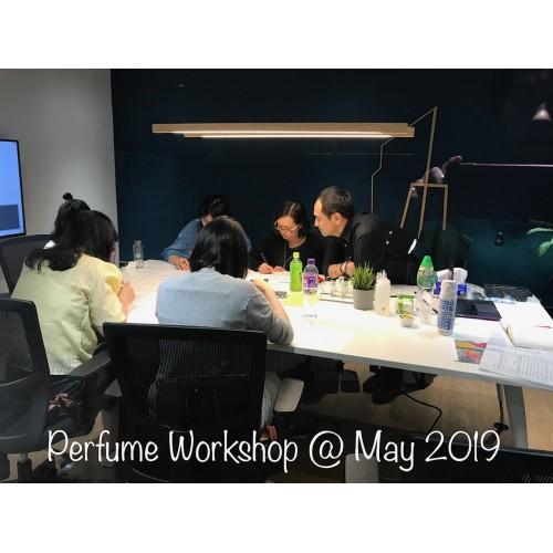 Perfume Workshop香水制作體驗工作坊