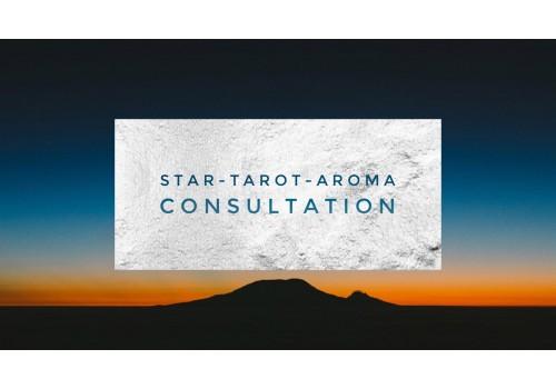 整合性占星・芳療・塔羅諮詢